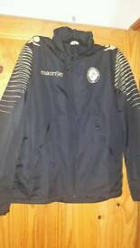 Millwall football rain Jacket
