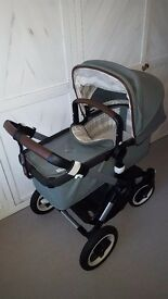 Bugaboo buffalo escape limited edition buggaboo pram puschair stroller