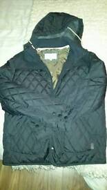 Mens River Island quilted jacket