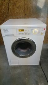 Miele WT2780 5.5kg Freestanding Washer Dryer - White