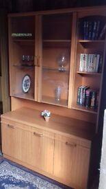 Large Storage/Display Unit For Sale