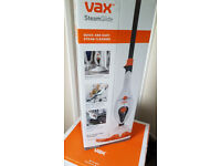 Vax Steamglide Steam Cleaner - Brand New & Sealed