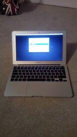 Macbook Air, 11 inch screen, late 2010