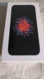 iPhone SE 128GB Space Grey Brand New Sealed