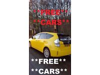 PCO/TFL DRIVERS WANTED FOR ***FREE PCO READY CARS FOR ALL COMPANY DRIVERS**