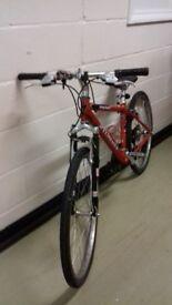 Specialized Hardrock hybrid sports bike