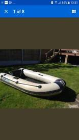 inflatable dinghy yam260