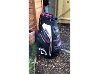 Callaway aqua dry cart bag