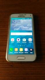 Samsung Galaxy S5 mini White Unlocked 16 GB Upgraded Marshmallow Boxed Like Brand New Hardly Used