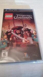 PSP game brand new factory sealed