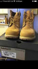 Timberland boots 6inches classic