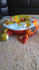 Red Kite Sit Me Up Inflatable Ring/Donut Baby Seat