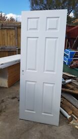 7 Internal doors £20 for the lot