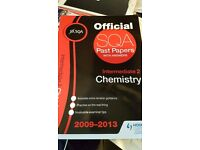 SQA Intermediate 2 (National 5) Chemistry Past Papers 2009-2013