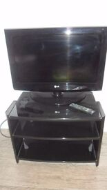 LG Colour TV 26inc and stand