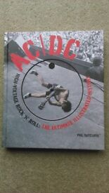 AC/DC book - 'High Voltage Rock N Roll - The Ultimate Illustrated History'