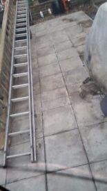 Duraflex DIY28 Double extension ladder