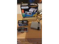 Mini Nintendo NES Classic Edition Console 30 Games 2 controllers