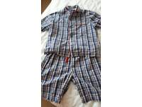 John Lewis boys cotton pyjamas