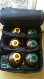Second Hand Lawn Bowls - Excellent condition