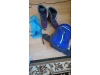 Mountain Warehouse Hiking equipment Boots size 5