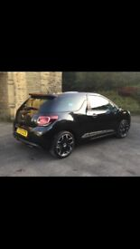 Citroen DS3 1.6 THP DSport- Lady owner, Low Miles, 12 months MOT, full service history