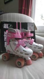Girl's Rollerskates