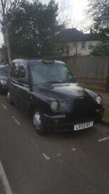 TX4 london black taxi