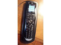 Logitech Harmony One Remote Control plus spare new battery - Mint condition
