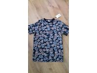 brand new with tags mens next flower top
