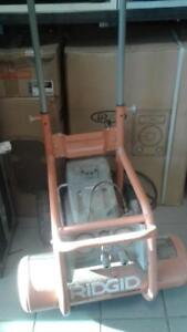 Ridgid Mobile Air Compressor. We Sell Used Tools. (#102278) OR1030467