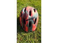 Giro bike helmet for baby/toddler