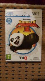 Brand new Kung fu panda 2 wii game