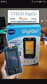 Blue digigo Brand new