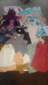 3-6 months girls baby bundle (55+ items)