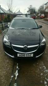 Vauxhal insignia 1.6 SE Automatic low miles