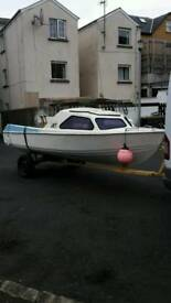 Boat and triles for sale