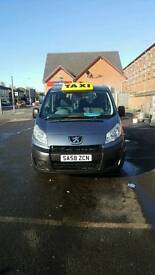 PEUGEOT EXPERT 1.6 5 SEATER WHEELCHAIR ACCESSIBLE
