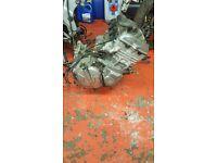 Honda cbr600 fw 1998 engine