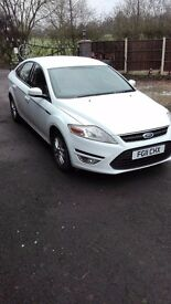 2011 ford mondeo good condition