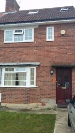 Headington Double Room. Family house. Cleaning of common areas included