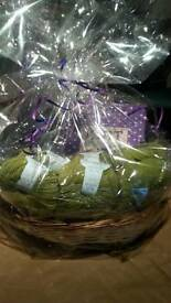 Luxury Merino Wool hamper