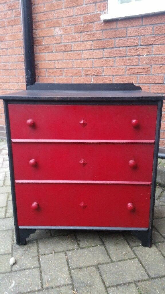 Chest Of Drawers Refurbished In North Ferriby East