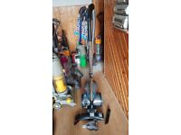 Vax AWC02 Power 3 Pet Cylinder Vacuum Cleaner bagless tools 1 week guarantee no texing