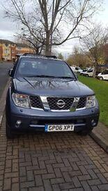 Nissan Pathfinder Sve dCi 2.5 5dr Ideal family diesel car