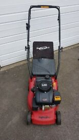 Powerdevil petrol lawnmower