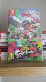 Splatoon 2 For Nintendo Switch.