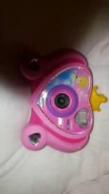 Vtech princess camera