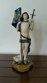 Royal Doulton - Joan Of Arc - Collectors Figurine.