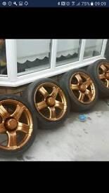 20 inch 4x4 alloy wheels 139.7 pcd 6 stud